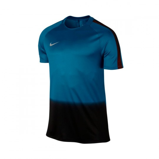 Camisola  Nike CR7 Dry Squad Football Industrial blue-Tart-Metallic silver