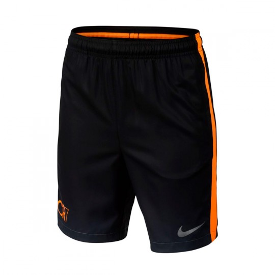 Short  Nike jr CR7 Squad Football Cool grey-Tart-Black-Metallic silver