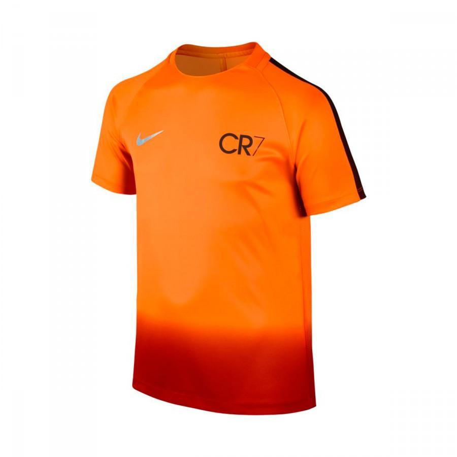 c45ce5cd7e024 Playera Nike CR7 Squad Football Niño Tart-Metallic silver - Tienda de  fútbol Fútbol Emotion