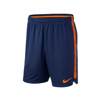 Calções  Nike Dry Squad Football Binary blue-Tart