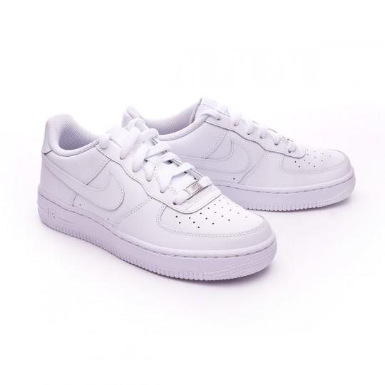 Zapatilla  Nike jr Air Force 1 (GS) White