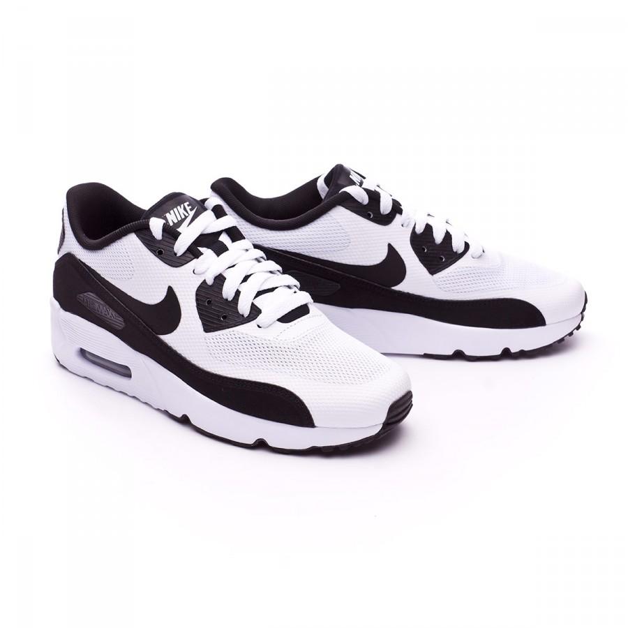32e113d8bd055 Trainers Nike Jr Air Max 90 Ultra 2.0 (GS) White-Black ...