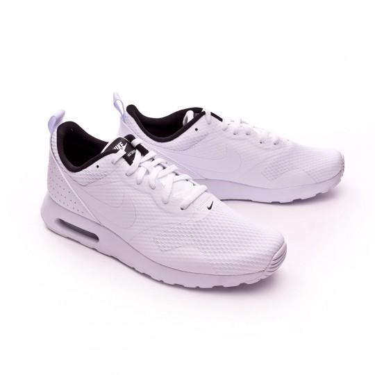 Zapatilla  Nike Air Max Tavas White-Black