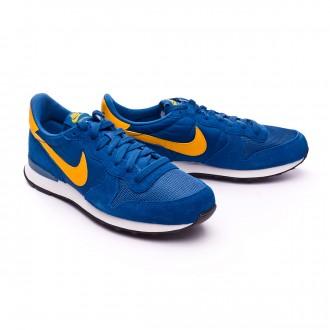 Sapatilha  Nike Internationalist Court blue-Deep marina-Sail