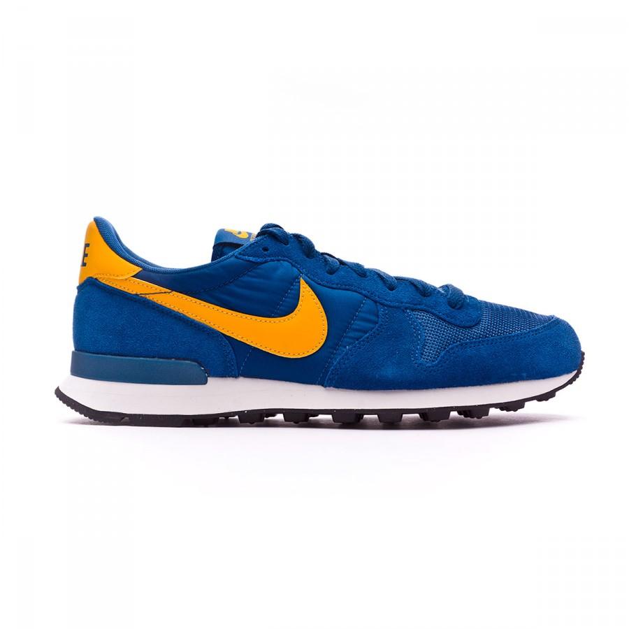 new styles cc4f0 ae8a3 Trainers Nike Internationalist Court blue-Deep marina-Sail - Soloporteros  es ahora Fútbol Emotion
