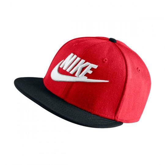 Gorra  Nike Limitless True University red-Black-White