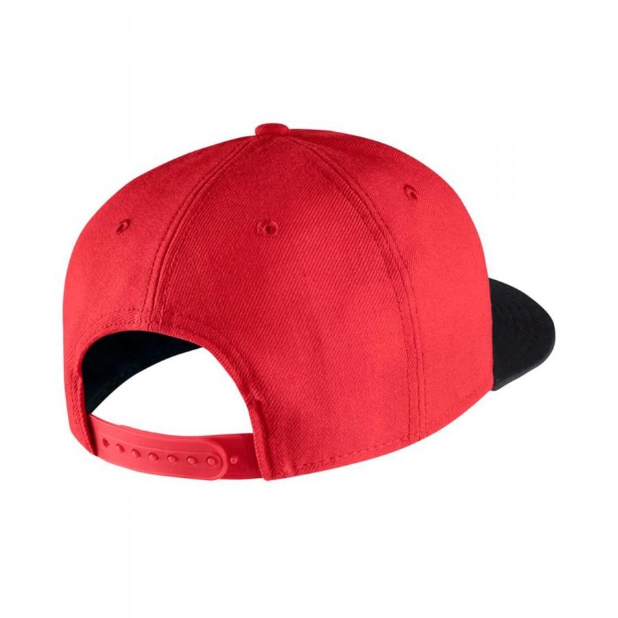 c72c727e47b62 Cap Nike Limitless True University red-Black-White - Tienda de fútbol  Fútbol Emotion