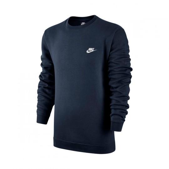 Sudadera  Nike Sportwear Crew Obsidian
