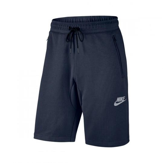 Pantalón corto  Nike jr Sportwear Advance 15 Obsidian-White