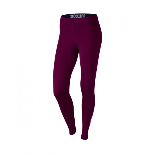 Leggings  Nike Sportwear Leggins Tight True berry-Sport fuchsia