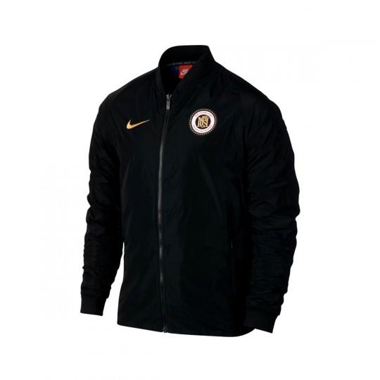 Chaqueta  Nike F.C. Black