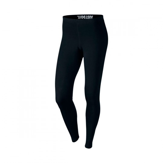 Leggings  Nike Sportwear Leggins Tight Mujer Black-White