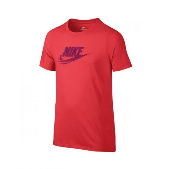 Camiseta  Nike jr Sportwear Advance 15 Track red-True barry
