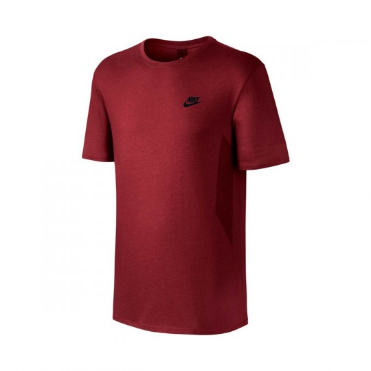 Camiseta  Nike Sportwear TB Team red-Black