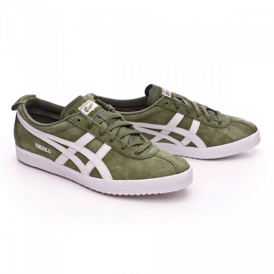 Zapatilla  Asics Mexico Delegation Chive-White