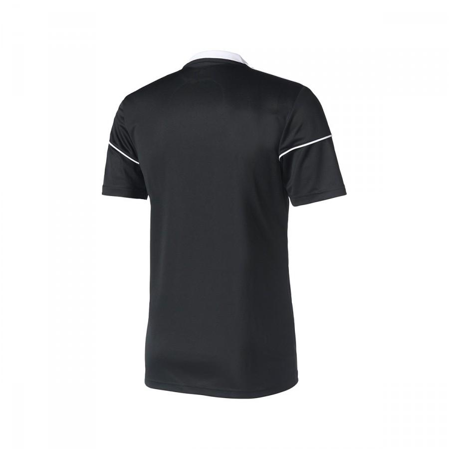 fd30aa7cf Maglia adidas Squadra 17 m/c Nero-Bianco - Negozio di calcio Fútbol Emotion