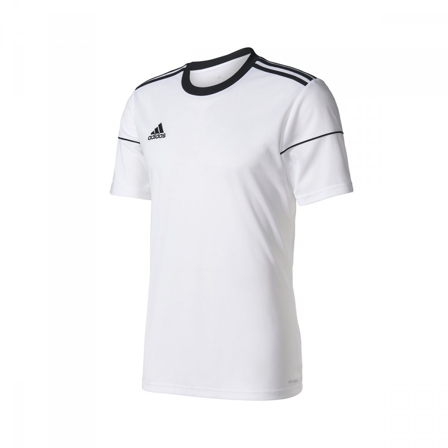 Jersey adidas Squadra 17 m/c White-Black - Fútbol Emotion