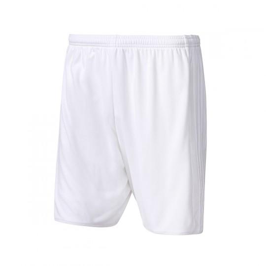 Pantalón corto  adidas Tastigo 17 Blanco-Blanco