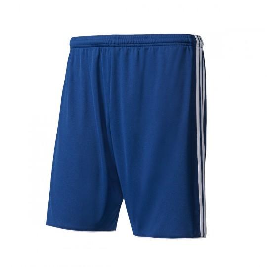 Pantalón corto  adidas Tastigo 17 Azul marino-Blanco