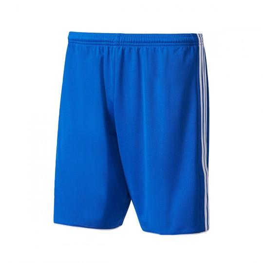 Pantalón corto  adidas Tastigo 17 Azul royal-Blanco