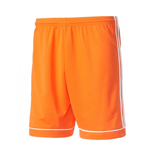Short  adidas Squadra 17 Orange-Blanc