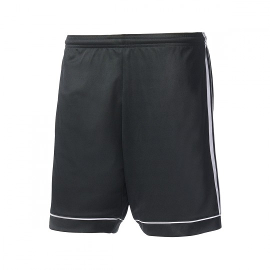 Pantalón corto  adidas Squadra 17 Negro-Blanco