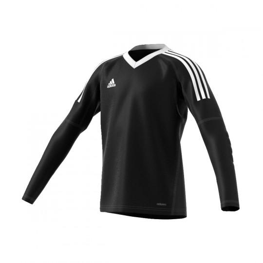 Camisola  adidas Revigo 17 GK Preto-Branco