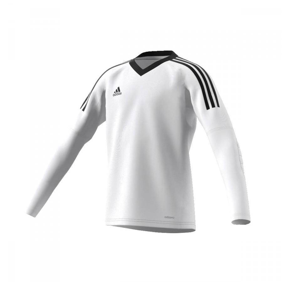 7887f8c73 Maglia adidas Revigo 17 GK Bianco-Nero - Negozio di calcio Fútbol Emotion