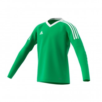 Camisola  adidas Revigo 17 GK Verde-Branco
