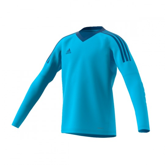 Camisola  adidas Revigo 17 GK Azul celeste-Azul royal