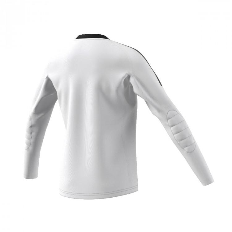 Camiseta adidas Revigo 17 GK Niño Blanco-Negro - Soloporteros es ... ea7f2d5a26fba