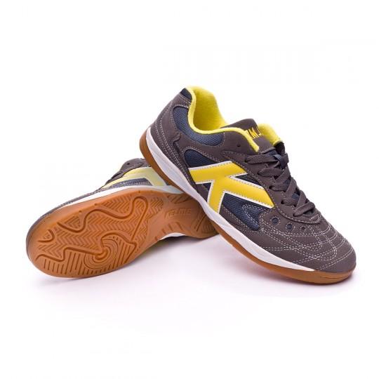 Chaussure de futsal  Kelme Indoor Copa Gris antracita