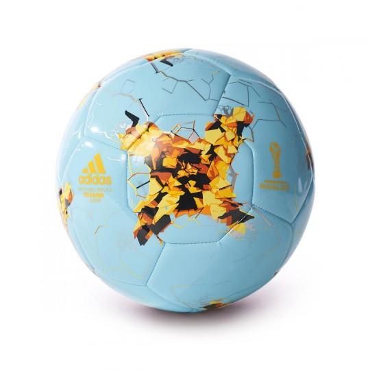 Balón  adidas Confed Glider Clear blue-Yellow