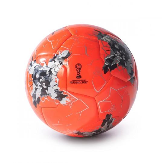 Balón  adidas Confed Glider Orange-Grey