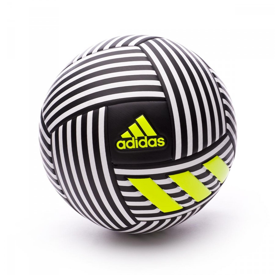 Balón adidas Nemeziz Black-White-Volt - Soloporteros es ahora Fútbol ... f9439fe620568