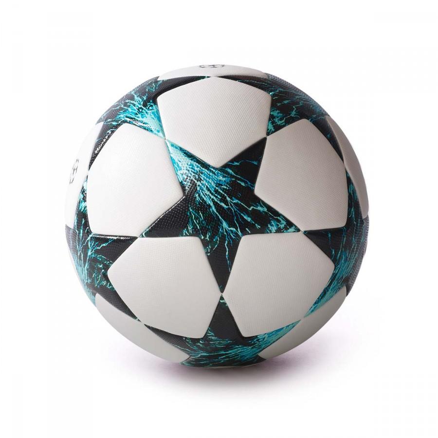 Bola de Futebol adidas Finale 17 OMB White-Black-Deep blue sea ... 1df6dcb2921c1