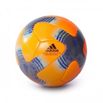 Balón  adidas UEL Winterball Orange-Grey