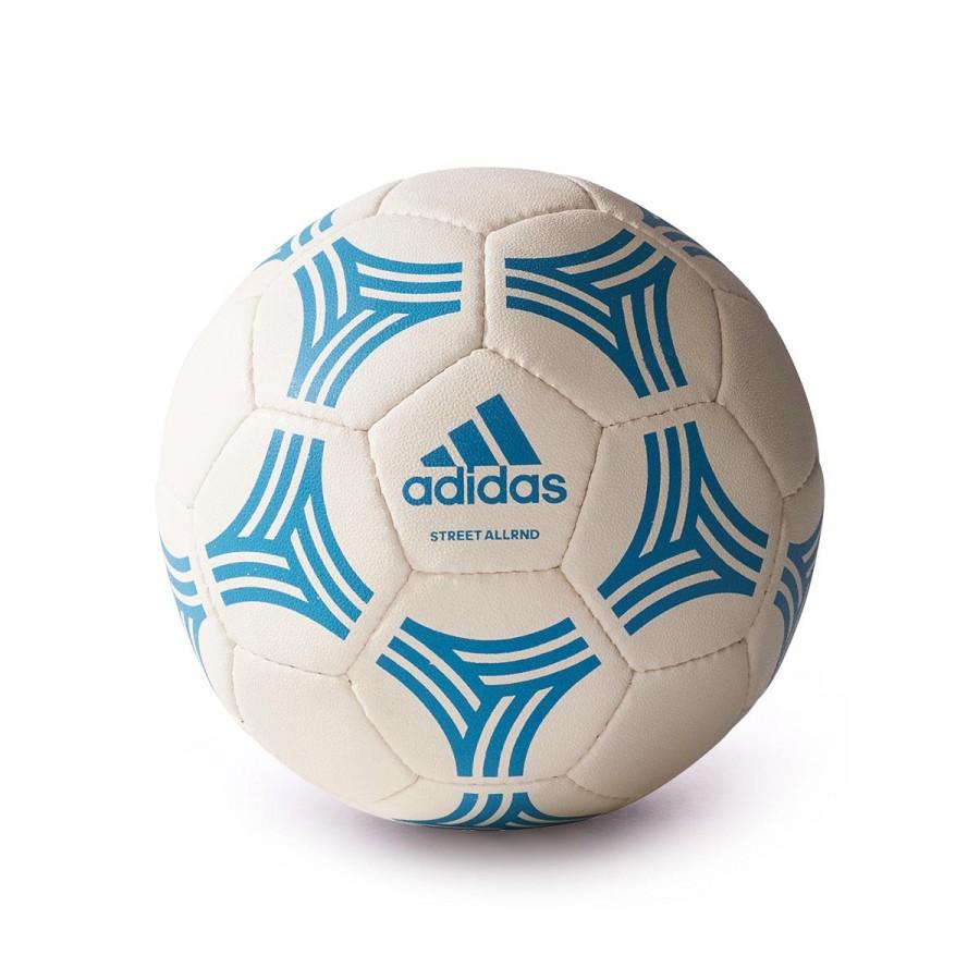Balón adidas Tango Allround White-Deep blue sea - Soloporteros es ahora  Fútbol Emotion 6f31e26c1f732