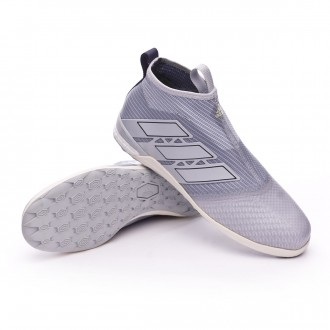 Zapatilla  adidas Ace Tango 17+ Purecontrol IN Core legre-Onix