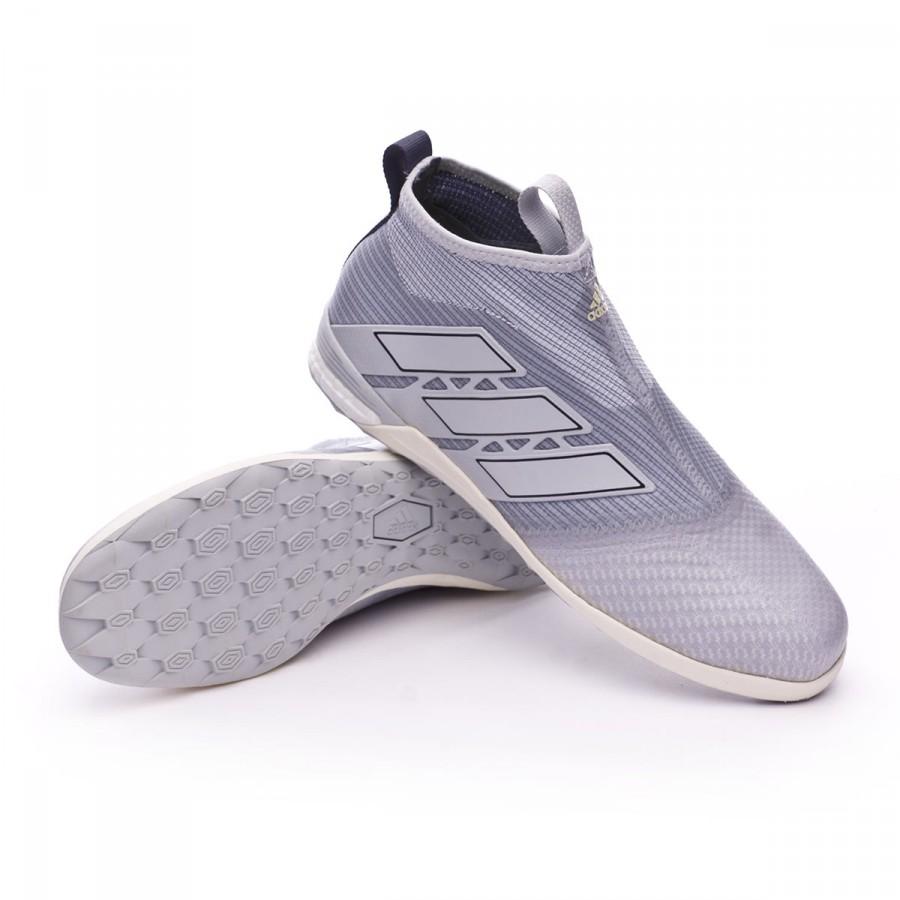 Futsal Boot adidas Ace Tango 17+ Purecontrol IN Core legre-Onix - Leaked  soccer