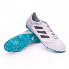 Boot adidas Copa 17.2 FG White-Onix-Clear grey - Football store ... 57942b9e6