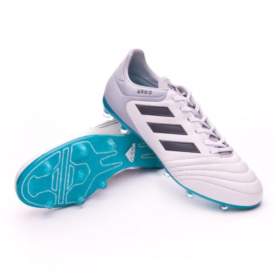 cheaper a89d1 cc2a7 Bota Copa 17.2 FG White-Onix-Clear grey