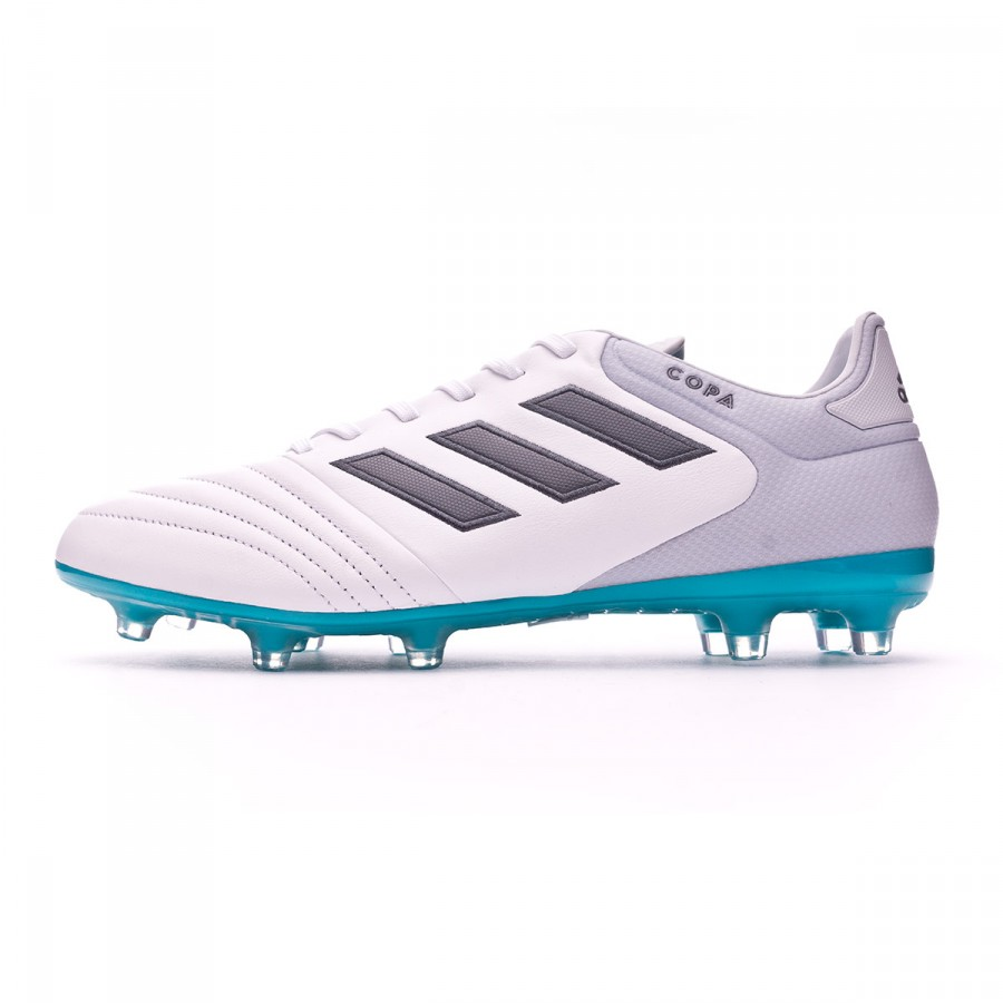 151c5cf32 Football Boots adidas Copa 17.2 FG White-Onix-Clear grey - Football store  Fútbol Emotion