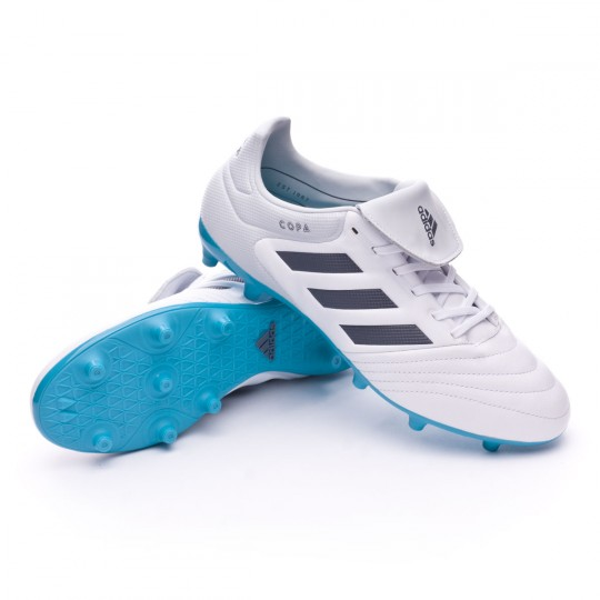 Chaussure  adidas Copa 17.3 FG White-Onix-Clear grey