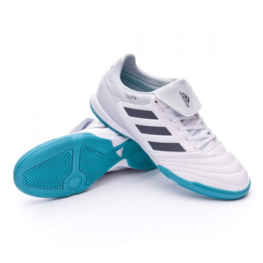 Boot  adidas Copa Tango 17.3 IN White-Onix-Core legre