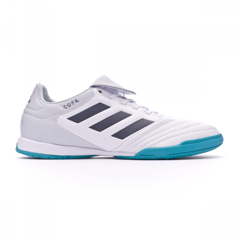 1edd9a6ffd9 Futsal Boot adidas Copa Tango 17.3 IN White-Onix-Core legre - Football  store Fútbol Emotion