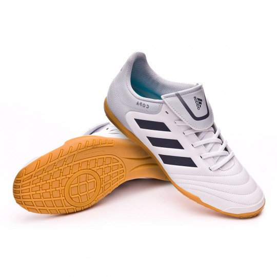 Boot  adidas Copa 17.4 IN White-Onix-Clear grey