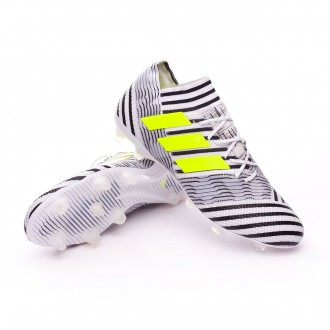 Nemeziz 17.1 FG White-Solar yellow-Core black