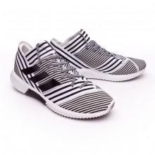 Chaussure de football adidas Nemeziz Tango TR Blanc Core Noir