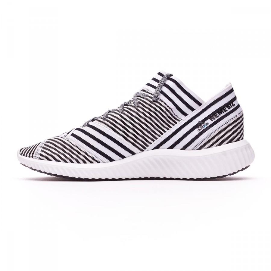 5c0c3cbc6101e Tenis adidas Nemeziz Tango 17.1 TR White-Core black - Tienda de fútbol  Fútbol Emotion